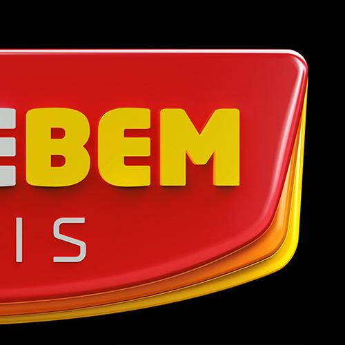 Logo 3d – CompreBem